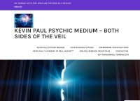 Kevin Paul Psychic Medium Investigations