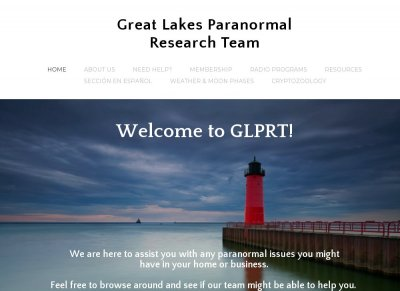Great Lakes Paranormal Research Team