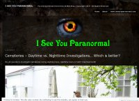 I See You Paranormal ISYP