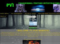 paranormal visitors investigators