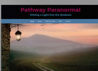 Pathway Paranormal
