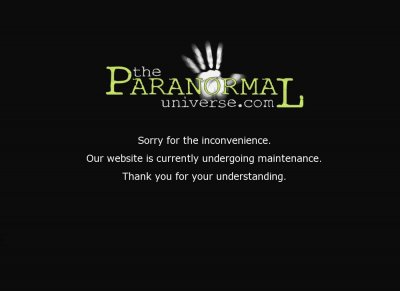 The Paranormal Universe