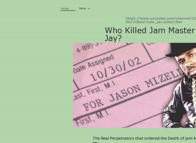 Jam Master Jays Unsolved Death