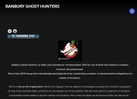 Banbury Ghost Hunters