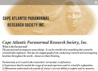 Cape Atlantic Paranormal Research Society