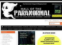 Hall of the Paranormal