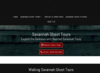 Haunted Savannah Tours