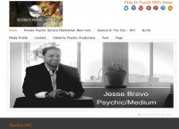 Celebrity Psychic Medium in NYC Jesse Bravo