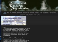 Paranomal Research Organization