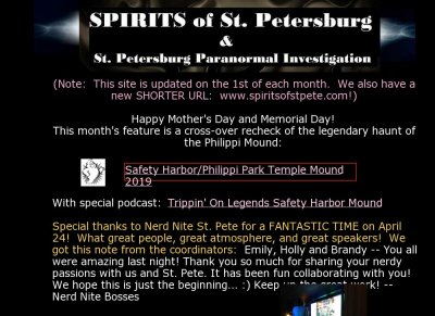 SPIRITS of St. Petersburg