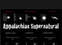 Appalachian Supernatural